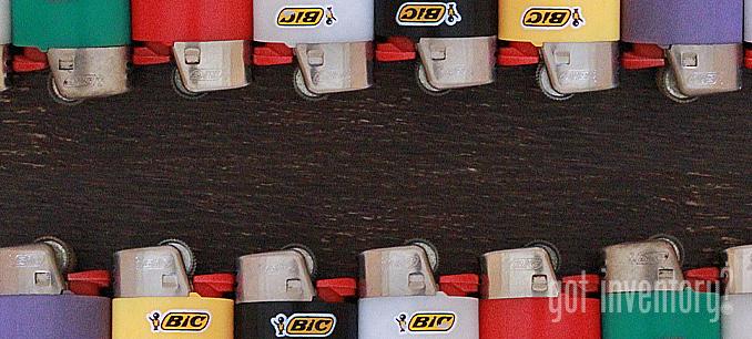 BIC ライター J6